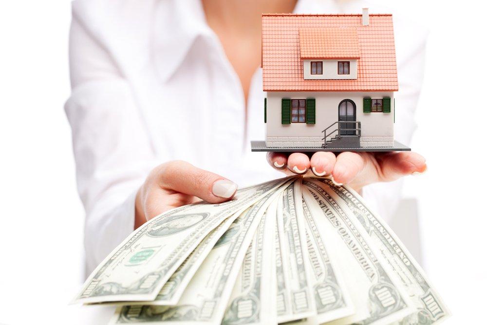 займ под залог доли недвижимости