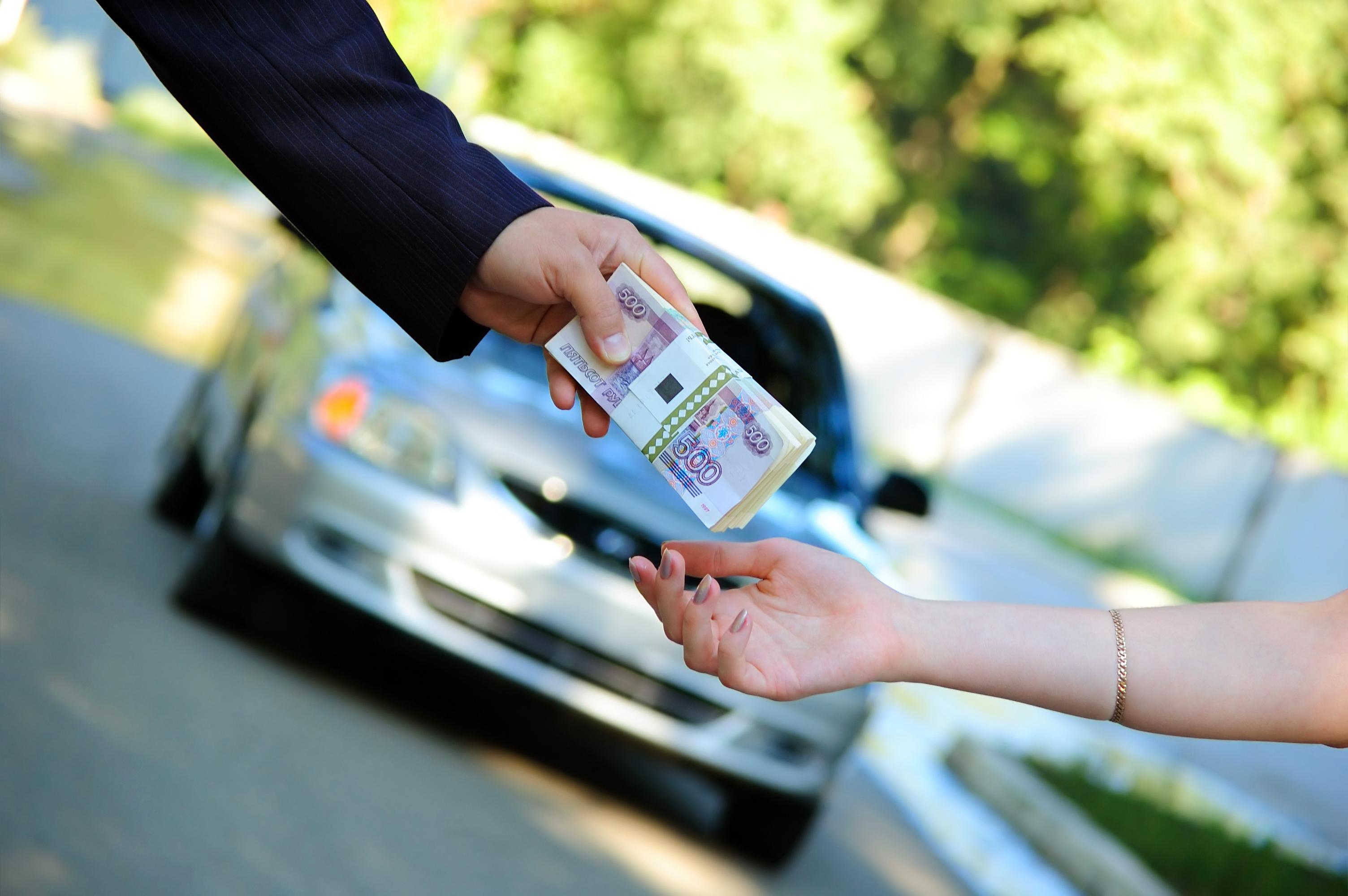 Как получить кредит под залог автомобиля в Красноярске