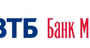 рассчет кредита онлайн в ВТБ Банк Москвы